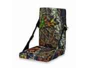 Mossy Oak Heat Seat with Back (Break-Up)