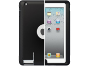 Otter Box iPad 2 Defender Series Case -Black- Retail packaging. Brand New.