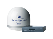 KVH TracVision M1DX w/12V Multi-Service Interface Box/Controller