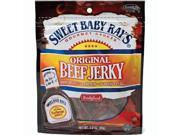 Sbr Original Beef Jerky 3 Oz - SWEET BABY RAYS