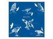 Nature Facts Bandana Birds of Prey - The Printed Image