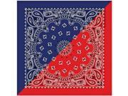 Split Paisley Navy/red - Liberty Mountain