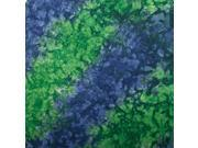 HAV-A-HANK Tie-Dye Bandanna BLUE/GREEN