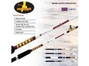 Calypso Seahawk Mh Sw Spin Rod, 2 Piece (9-Feet) - Sehwk 9' 2Pc Mh Sw Spin Rod