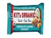 Clif Bar Kit'S Organic Fruit And Nut Bar Chocolate Almond Coconut, Chocolate Almond Coconut 1.69 Oz(Case Of 12) - Clif Bar