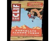 Clif Bar Organic Chocolate Almond Fudge (12 Bars) 2.40 Ounces - Clif Bar