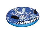 Airhead Round Electron Snow Tube