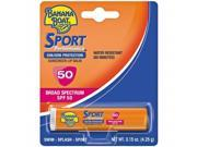 Banana Boat Sport Performance Sunscreen Lip Balm SPF 50 - Banana Boat