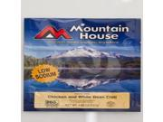 Mountain House OFD Low Sodium Entrees Chicken and White Bean Chili - Mountain House