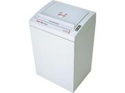 HSM Classic 411.2 High Security Level 6 Optical Medical ShredderCross Cut - 1 Per Pass - 41 Per Minute - 38.50 gal Waste Capacity