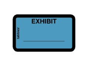 Tabbies Tabbies Color-coded Exhibit Labels