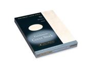 Southworth Company SOUZ980CK Fine Parchment Paper- 65lb- Acid-free-Lignin- Ivory