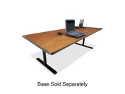 "Bretford RECTP4220CY Laminate Conference Table Top Rectangle - 10 ft x 42"" x 29"" - Particleboard - Wild Cherry Top"