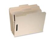 Esselte Pendaflex Corporation ESSFM313 File Folders- .33 Cut Tab- 2 Fasteners- Legal- Manila