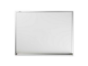 Sparco Products SPR19769 Marker Board- Aluminum Frame- 2ft.x1-.50ft.- White