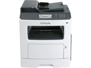 Lexmark MX410DE LV TAA Laser Multifunction Printer - Monochrome - Plain Paper Print - Desktop (35ST871)