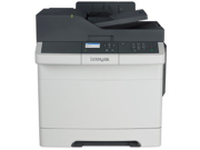 Lexmark CX310N Laser Multifunction Printer - Color - Plain Paper Print - Desktop
