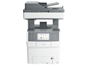 LEXMARK X748de MFC / All-In-One Up to 35 ppm 1200 x 1200 dpi Color Print Quality Color Laser Printer