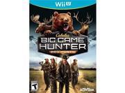 Cabelas Big Game ProHunts WiiU