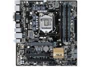 Asus Q170M-C/CSM Desktop Motherboard - Intel Q170 Chipset - Socket H4 LGA-1151 - 10 x Bulk Pack