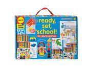 Alex Toys Ready, Set, School Activity Box, Little Hands Series