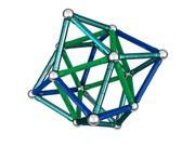 Geomag Construction Set Assorted Color -  85 Piece