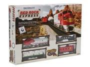 Bachmann Trains HO Red Rock Express Train Set, SF