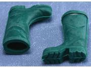 Dollhouse RUBBER BOOTS, GREEN