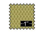Dollhouse SILK FABRIC: DAMASK - GREEN