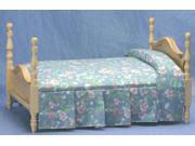 Dollhouse Classic Country Oak Double Bed