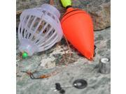 Silver Carp Fishing Float Bobber Sea Monster with Six Strong Explosion Hooks Fishing Tackle Set