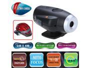 Action Camera Video Recorder Bike Helmet Camcorder 1.3M CMOS Outdoor Sports
