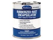 Eastwood Rubberized Rust Encapsulator Undercoating Quart