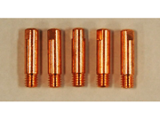 "Tweco Style Mig Welder Welding Contact Tips .030"" 5pack"