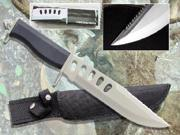 13 inch Hunting knife with nylon sheath