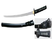 41 inch Musha  Hand Forged Samurai Sword, Kotoku Series, Black