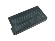 Compatible for COMPAQ Evo N160-268366-201 8 Cell Battery