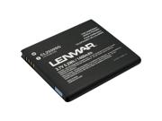 Lenmar 1400 mAh Replacement Battery for Samsung Galaxy S 2 CLZ550SG