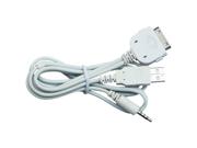 Power Acoustik Ic-3 Inteq Full Cntrl Ipod Cbl