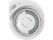 GE 15076 24-Hour Mechanical Outlet Timer