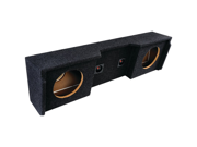 New Atrend-Bbox A152-10Cp B Box Series Subwoofer Boxes For Gm(Tm) Vehicles (10""