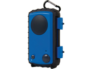 ECOXGEAR GDI-AQCSE102 EcoExtreme iPhone(R)/iPod(R) Rugged Waterproof Case with Built-in Speaker (Blue)