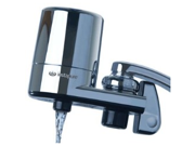 Waterpik Instapure F-5C Chrome Faucet Mount Water Filter System