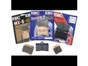 Ebc fa181hh brake pads by EBC