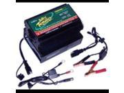 Battery tender 081-0142-1 quick disconnect lead w/clamps by BATTERY TENDER