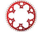 Talon 75-11349r groovelite rear sprocket 49t (red) by TALON