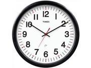 Chaney Instruments 46007T Acu 14.5 Timex SNF 5-Year Set   Forget Wall Clock