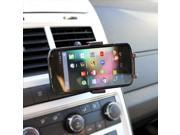 KIQ (TM) Universal Air Vent Car Mount Holder for Cell Phone Iphone Samsung Galaxy S3 S4