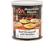 Mountain House Chili Mac with Beef - 10 One Cup Servings