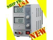 MASTECH HY1803D 0-18V DC 0-3A VARIABLE DC POWER SUPPLY with lcd display